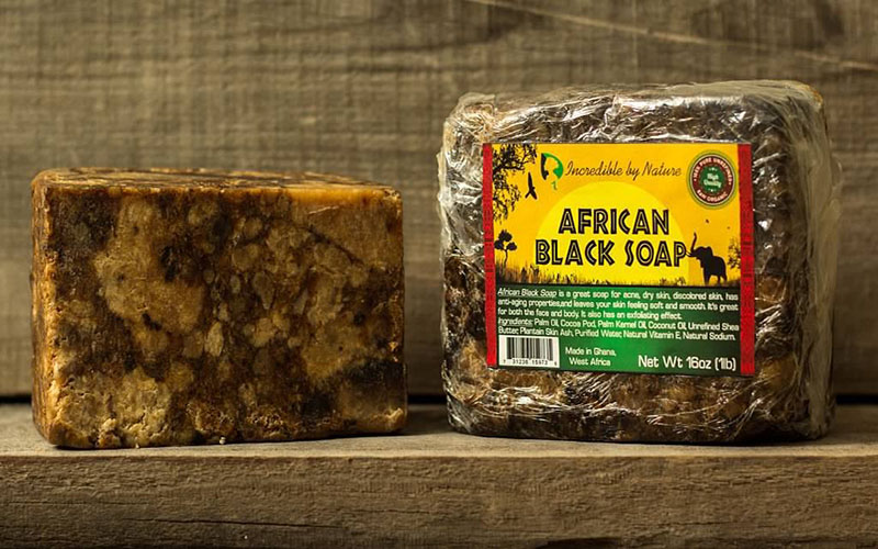 Incedible by Nature African Black Soap