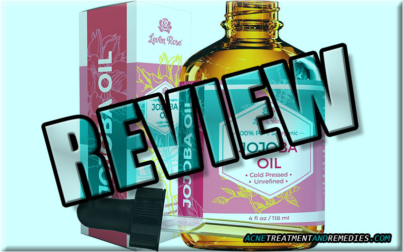 Leven Rose Jojoba Oil Review